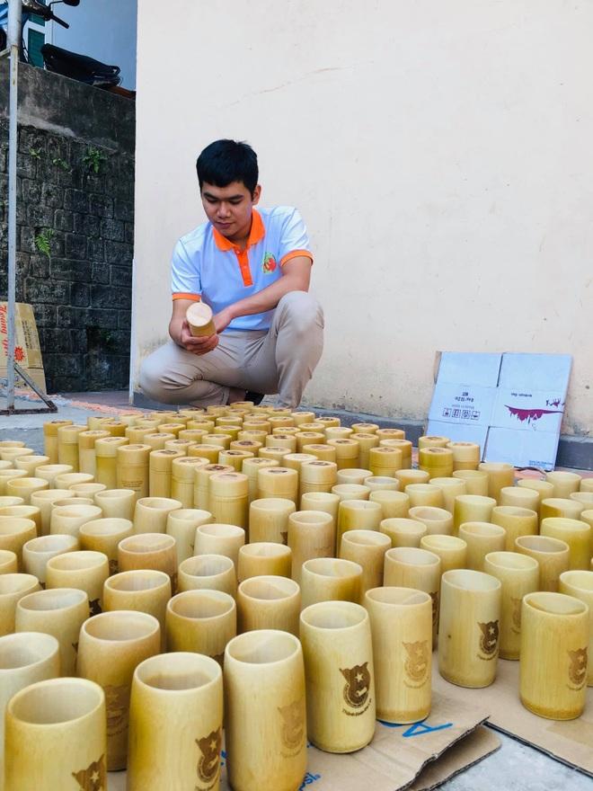 Chàng trai Việt thổi hồn vào tre, nâng tầm thành các sản phẩm giá trị - 2