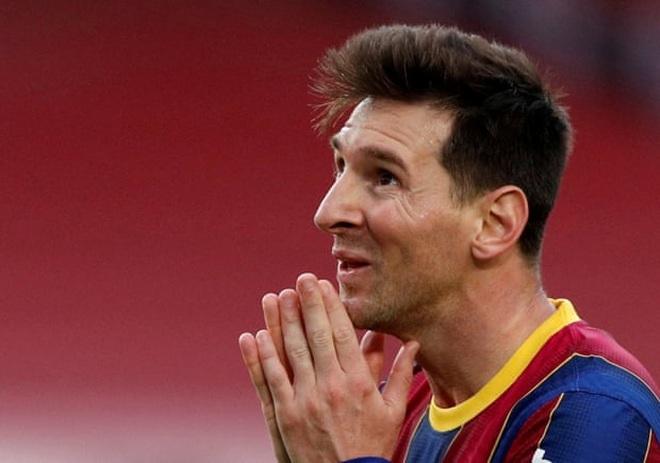 Barcelona lâm nguy, Messi sẽ đi về đâu? - 1