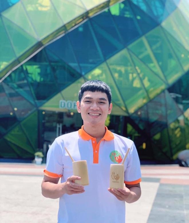 Chàng trai Việt thổi hồn vào tre, nâng tầm thành các sản phẩm giá trị - 1