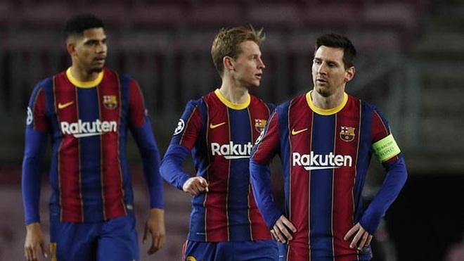 Barcelona lâm nguy, Messi sẽ đi về đâu? - 4