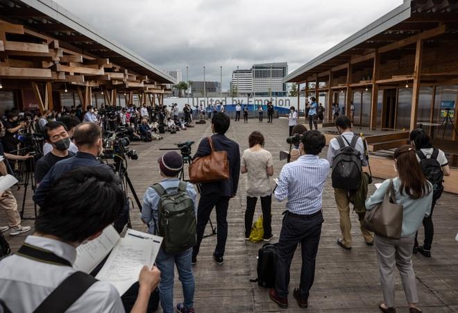 Cận cảnh làng vận động viên tiện nghi bậc nhất tại Olympic Tokyo - 4
