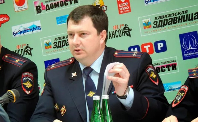 Nga bắt cảnh sát mafia sở hữu biệt phủ dát vàng như cung điện - 1