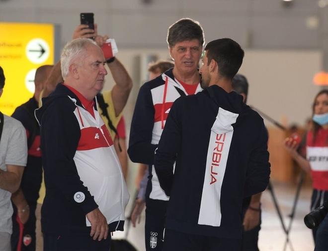 Cựu ngôi sao Inter Milan động viên Djokovic trước thềm Olympic Tokyo - 5
