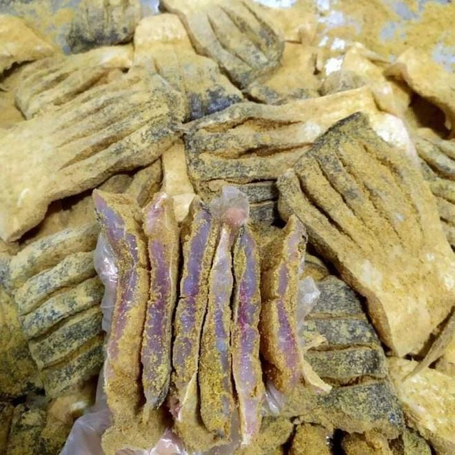 Kỳ công món đặc sản cá muối chua bằng thính gạo ở Vĩnh Phúc - 3