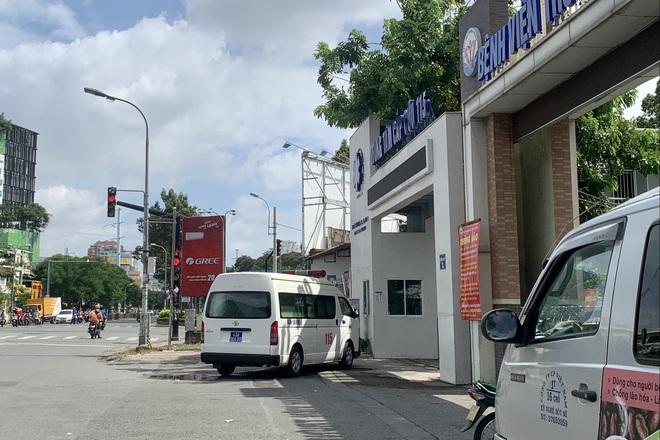 17 giờ chạy xuyên đêm, 5 xe cấp cứu của Đà Nẵng chi viện TPHCM chống dịch - 1