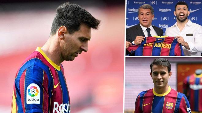 Barcelona lâm nguy, Messi sẽ đi về đâu? - 2