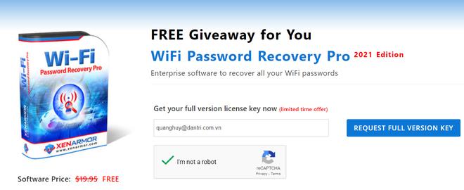 Thủ thuật tìm lại mật khẩu của các mạng WiFi đã kết nối trên máy tính - 1