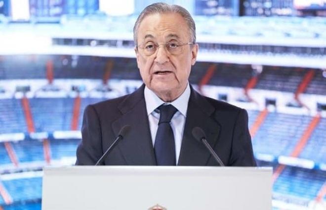 Ông trùm Florentino Perez tuyên bố bất ngờ về Real Madrid - 1