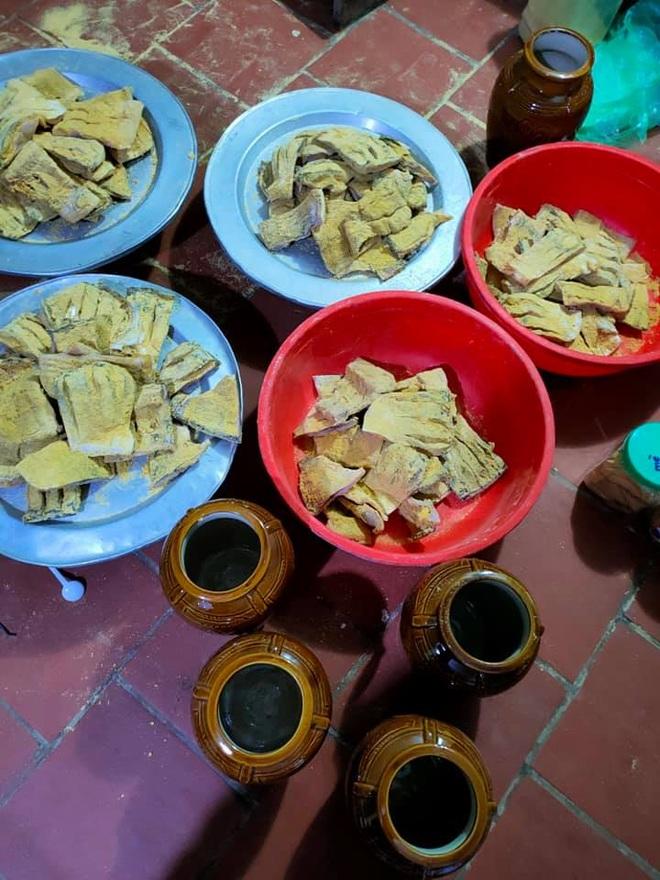 Kỳ công món đặc sản cá muối chua bằng thính gạo ở Vĩnh Phúc - 4