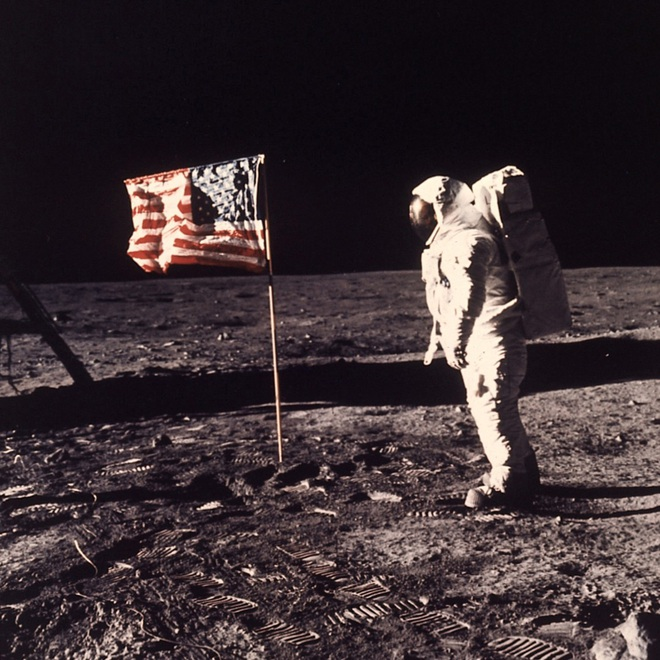 Kỷ niệm 52 năm ngày con tàu Apollo 11 hạ cánh lên Mặt trăng - 4
