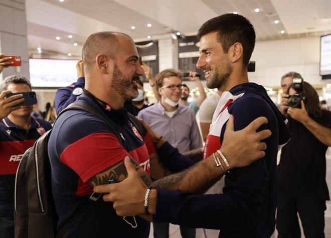 Cựu ngôi sao Inter Milan động viên Djokovic trước thềm Olympic Tokyo - 3