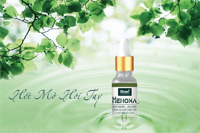 Serum trị hôi nách Hehona - xua tan nỗi lo mùi cơ thể - 2