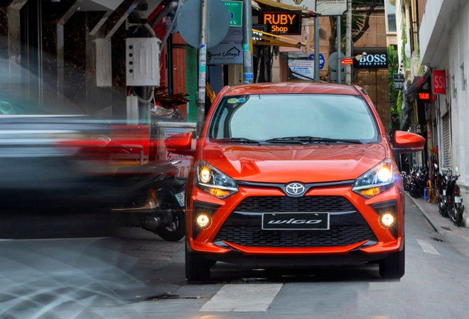 Người dùng đánh giá Toyota Wigo: Lựa chọn thông minh, tối ưu sử dụng - 3