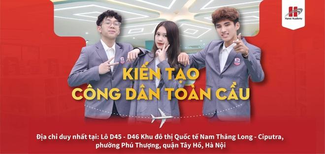 Hanoi Academy - ngôi trường đào tạo công dân toàn cầu - 1