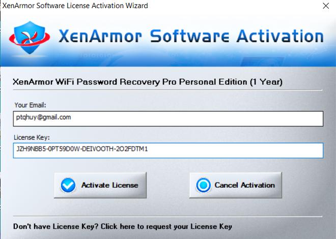 Thủ thuật tìm lại mật khẩu của các mạng WiFi đã kết nối trên máy tính - 3