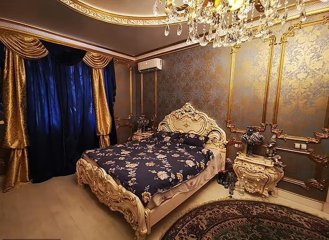 Choáng ngợp cung điện dát vàng của trùm cảnh sát mafia Nga - 6