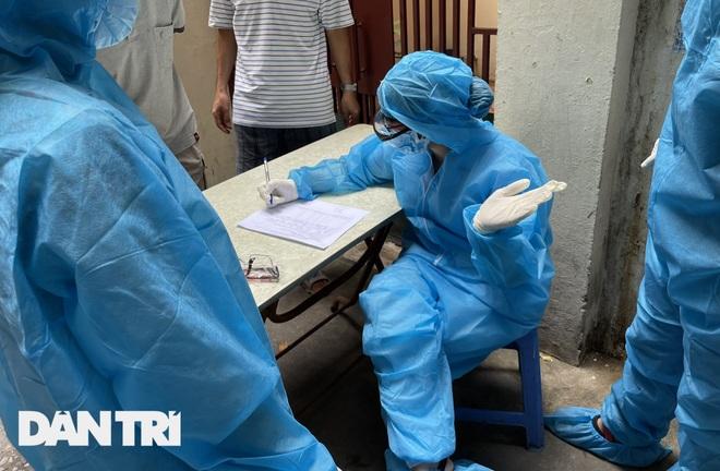 Hà Nội xét nghiệm cho 150 người tại ngõ Quỳnh do liên quan ca dương tính - 5