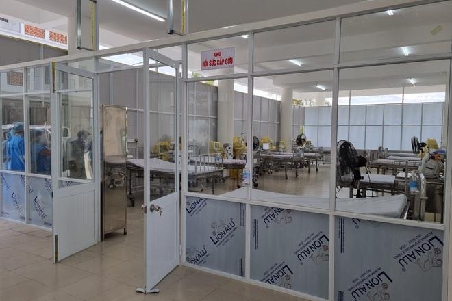 Đà Nẵng thiết lập bệnh viện dã chiến, dự kiến nhận bệnh nhân từ ngày 23/7 - 9