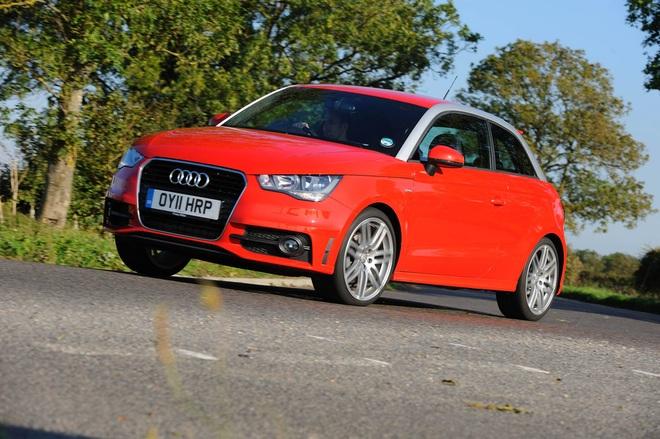 Bé hạt tiêu Audi A1 chính thức bị khai tử - 1