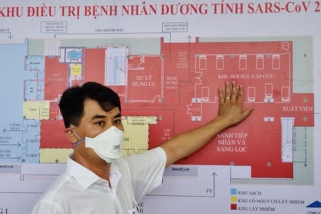 Đà Nẵng thiết lập bệnh viện dã chiến, dự kiến nhận bệnh nhân từ ngày 23/7 - 6