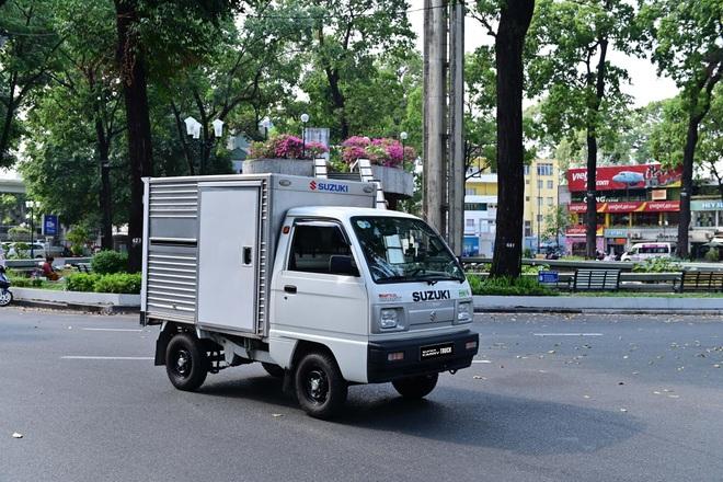 Chọn Suzuki Carry Truck thương hiệu Nhật để tránh phiền hà từ xe tải nhẹ sao chép - 2