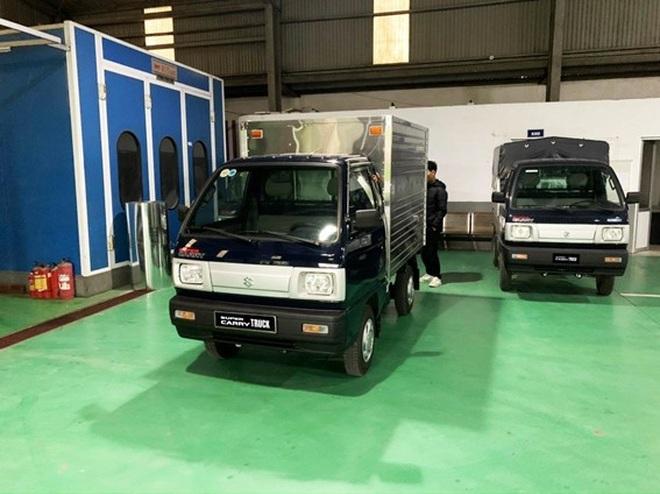 Chọn Suzuki Carry Truck thương hiệu Nhật để tránh phiền hà từ xe tải nhẹ sao chép - 3