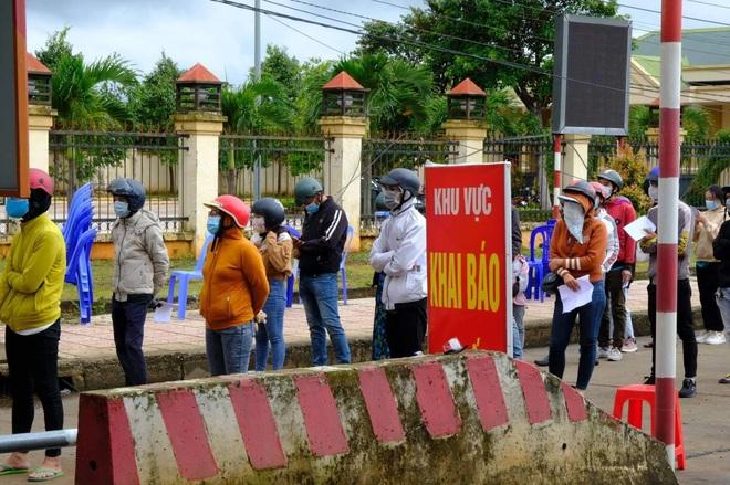 Đắk Lắk: Việc khai báo y tế không trung thực khiến dịch lây lan nhanh - 1