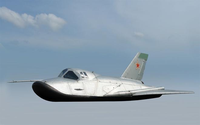Điểm lại những vũ khí khác lạ của Nga - 3