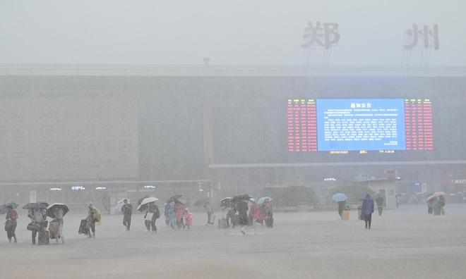 Mưa lụt trầm trọng ở Trung Quốc có làm gián đoạn chuỗi cung ứng toàn cầu? - 1