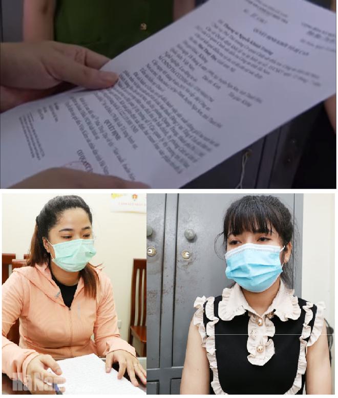 Kiếm bộn tiền nhờ bán vô số thuốc đông y giả qua mạng, 2 cô gái trẻ bị bắt  - 1