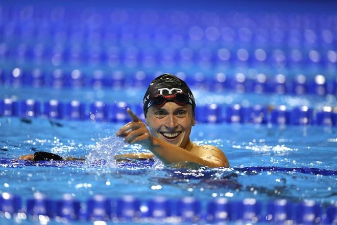 5 ngôi sao gây chú ý nhất ở Olympic Tokyo - 2