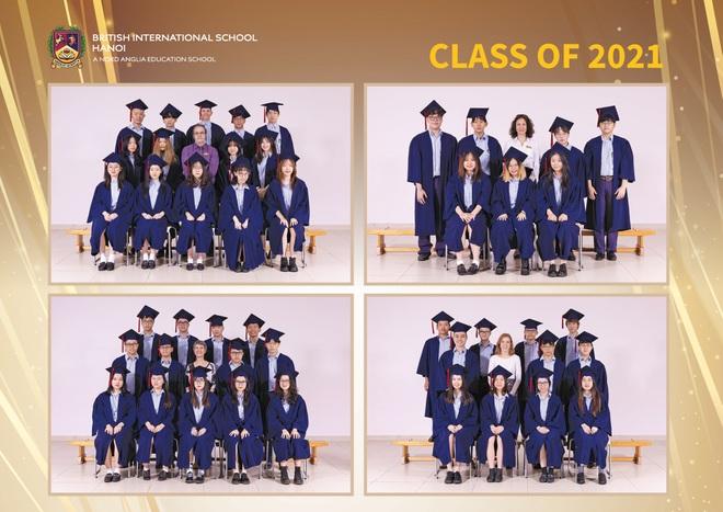 100% học sinh trường BIS Hà Nội đỗ kỳ thi Tú tài Quốc tế IB 2021 - 1