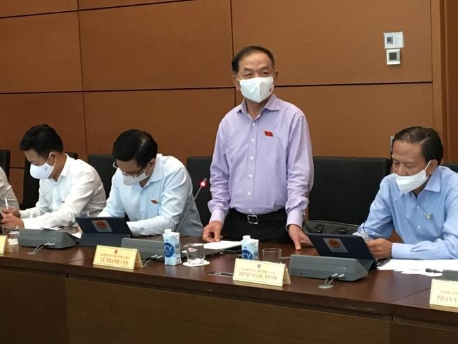 Đại biểu Quốc hội đề xuất ban bố tình trạng khẩn cấp về dịch bệnh - 2