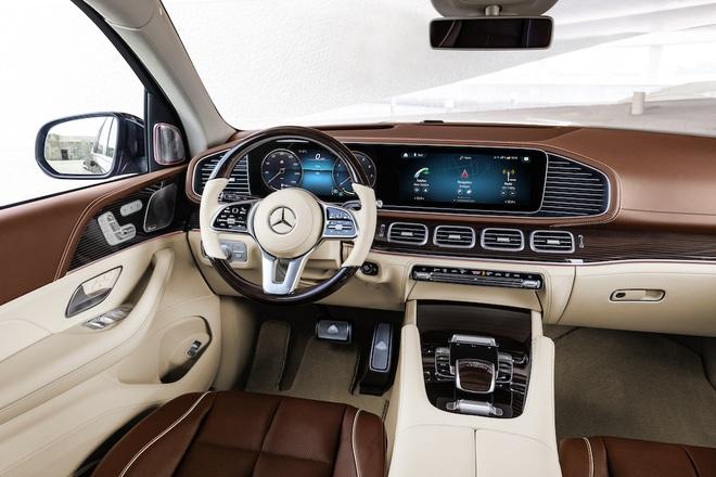 Mercedes-Maybach GLS 600 chính hãng từ 11,5 tỷ đồng, bóp nghẹt xe tư nhân - 8