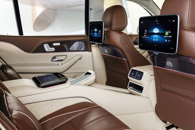 Mercedes-Maybach GLS 600 chính hãng từ 11,5 tỷ đồng, bóp nghẹt xe tư nhân - 10