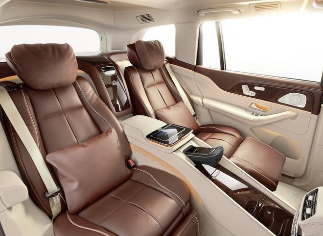 Mercedes-Maybach GLS 600 chính hãng từ 11,5 tỷ đồng, bóp nghẹt xe tư nhân - 3
