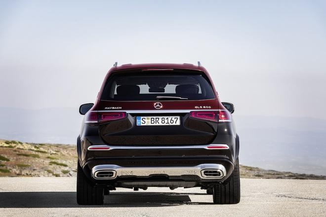 Mercedes-Maybach GLS 600 chính hãng từ 11,5 tỷ đồng, bóp nghẹt xe tư nhân - 2