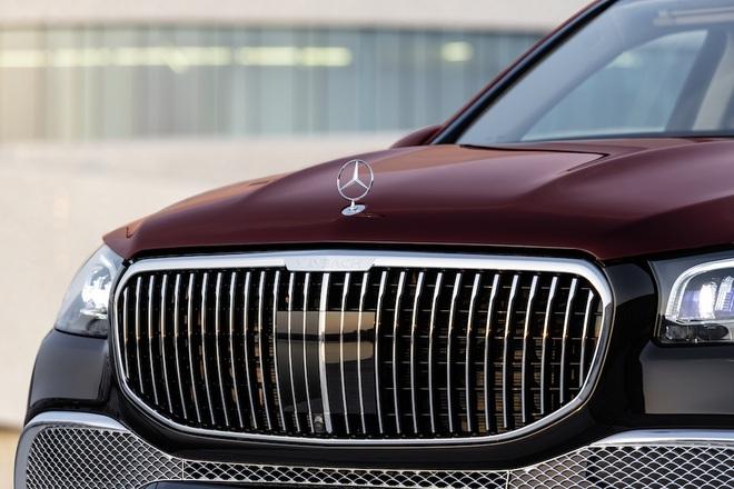 Mercedes-Maybach GLS 600 chính hãng từ 11,5 tỷ đồng, bóp nghẹt xe tư nhân - 6