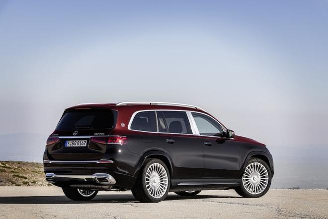 Mercedes-Maybach GLS 600 chính hãng từ 11,5 tỷ đồng, bóp nghẹt xe tư nhân - 5