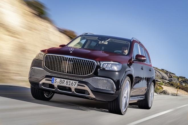 Mercedes-Maybach GLS 600 chính hãng từ 11,5 tỷ đồng, bóp nghẹt xe tư nhân - 4