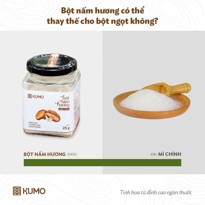 Những điều có thể bạn chưa biết về bột nấm hương - 1