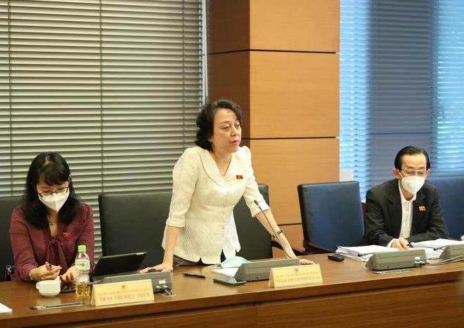 Đại biểu Quốc hội đề xuất ban bố tình trạng khẩn cấp về dịch bệnh - 1