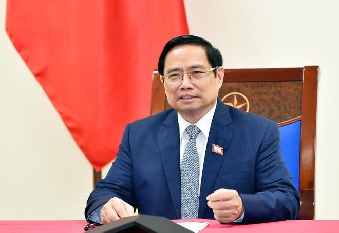 Thủ tướng đề nghị Hàn Quốc hỗ trợ chia sẻ nguồn vắc xin - 1