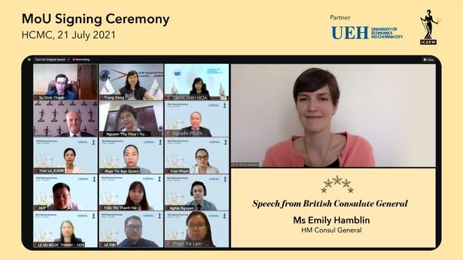 UEH hợp tác đào tạo chất lượng cao và phát triển nghề nghiệp cho sinh viên - 2