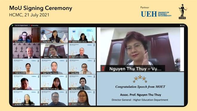 UEH hợp tác đào tạo chất lượng cao và phát triển nghề nghiệp cho sinh viên - 3
