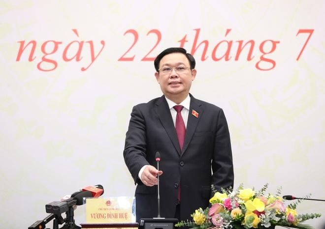 Chủ tịch Quốc hội: Cảm xúc qua 2 lần tuyên thệ nhậm chức vẫn tươi mới - 2