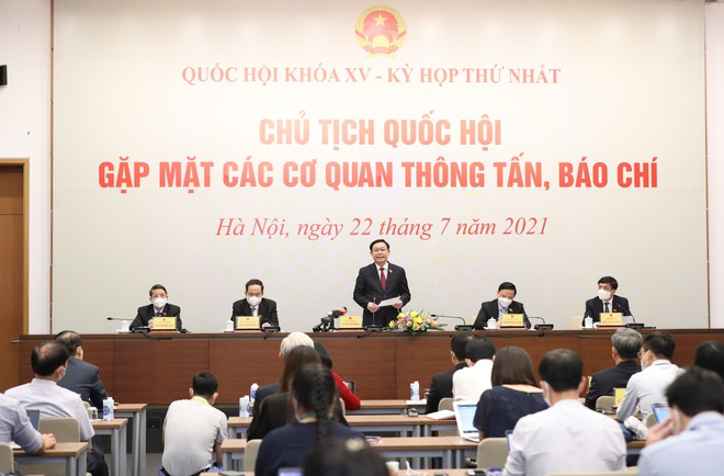 Chủ tịch Quốc hội: Cảm xúc qua 2 lần tuyên thệ nhậm chức vẫn tươi mới - 1