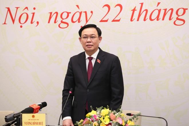 Chủ tịch Quốc hội: Cảm xúc qua 2 lần tuyên thệ nhậm chức vẫn tươi mới - 4