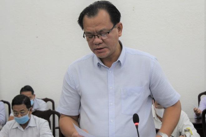 Thứ trưởng Bộ Y tế: Người dân không nên hoang mang với dịch bệnh Covid-19 - 1