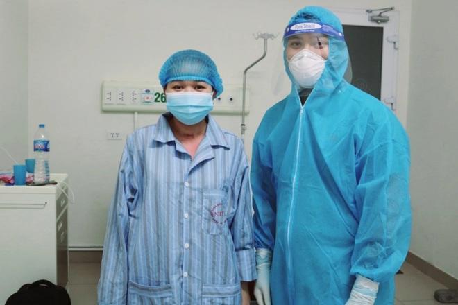 3 tuần thở máy, 9 lần lọc máu và nhật ký vượt cạn của sản phụ F0 - 1
